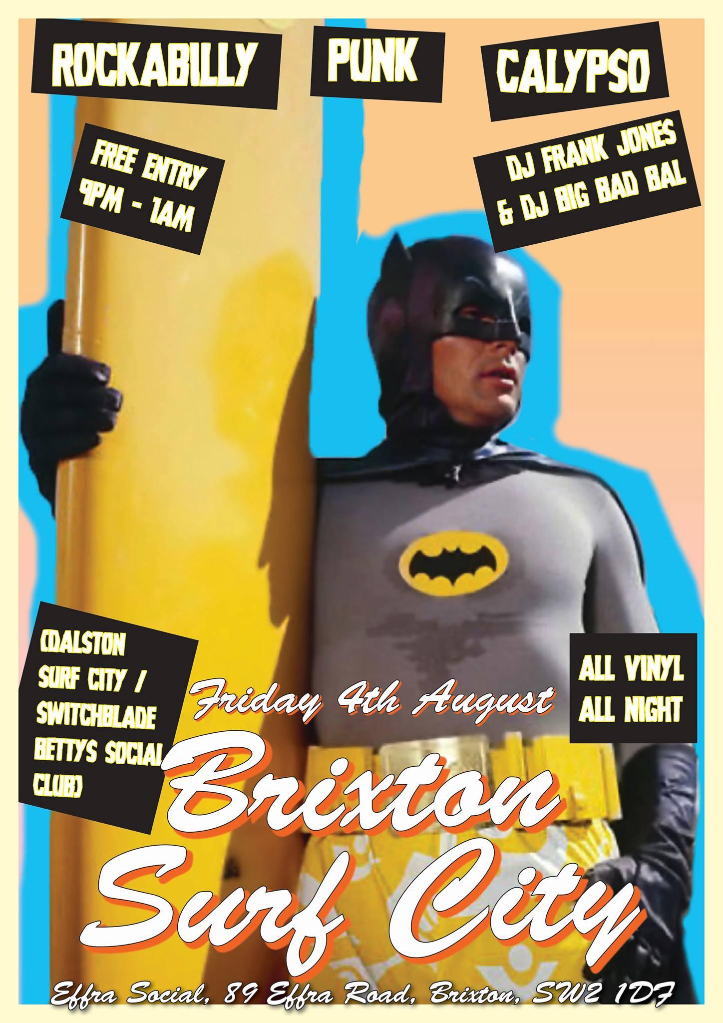 Brixton Surf City