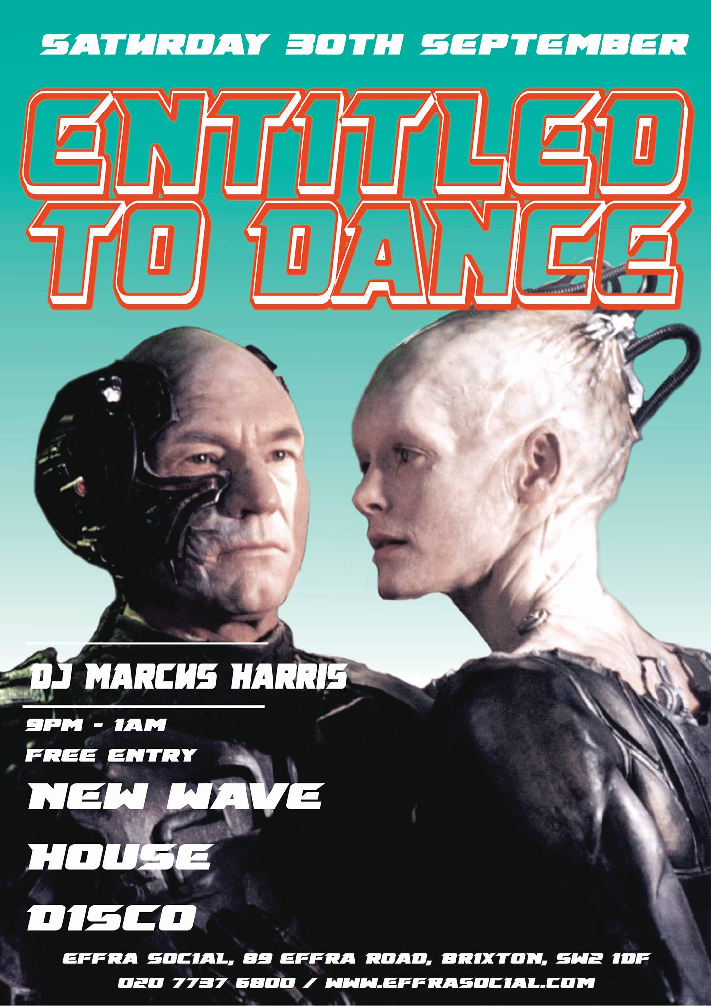 Entitled To Dance