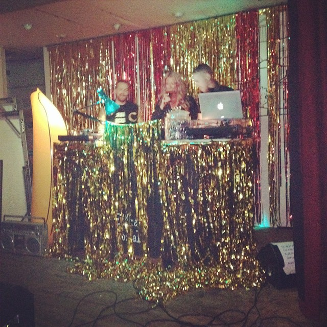 Let the party begin! @jessindeedy @brixtonbuzz #picknmix #payday #brixton #tgif