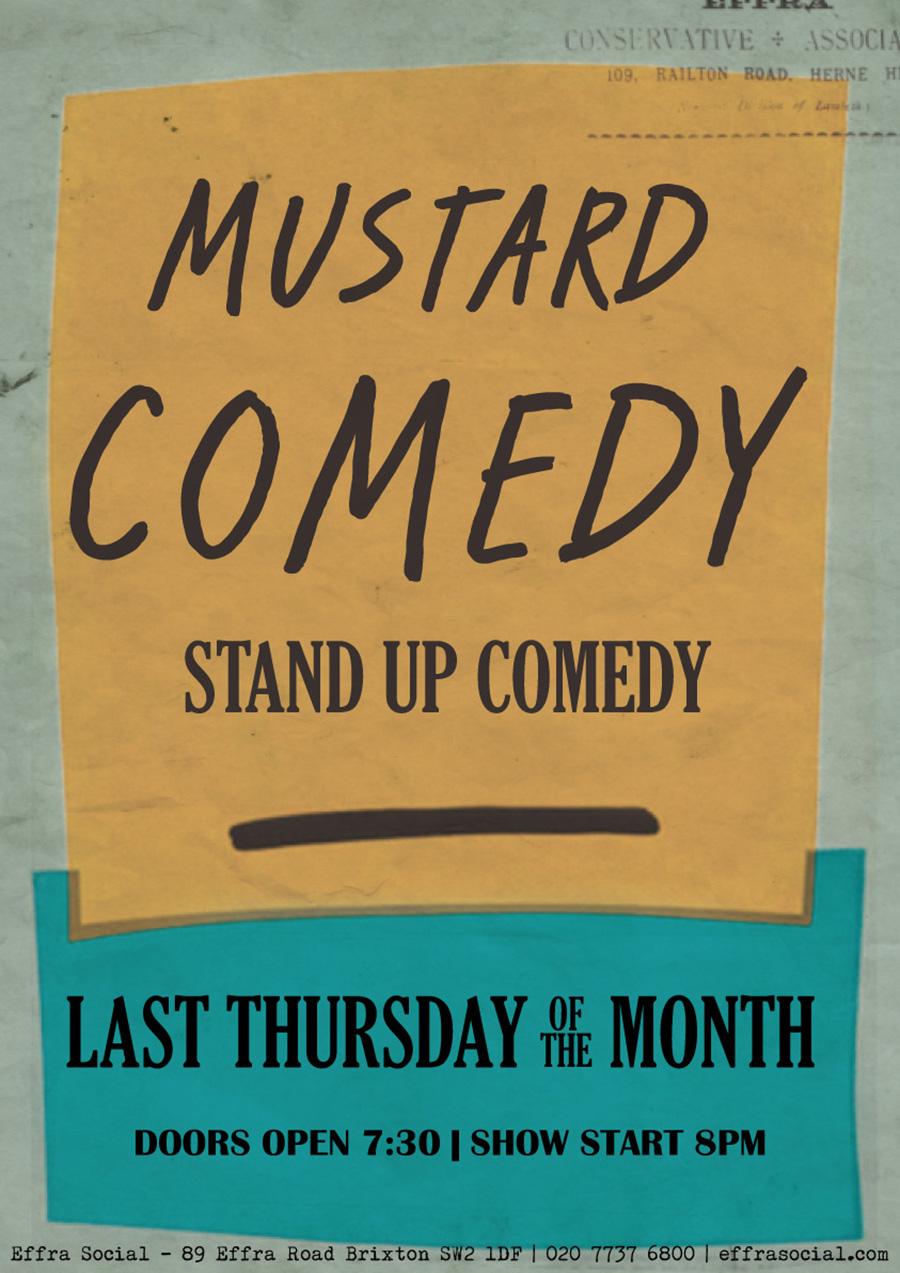 Mustard Comedy