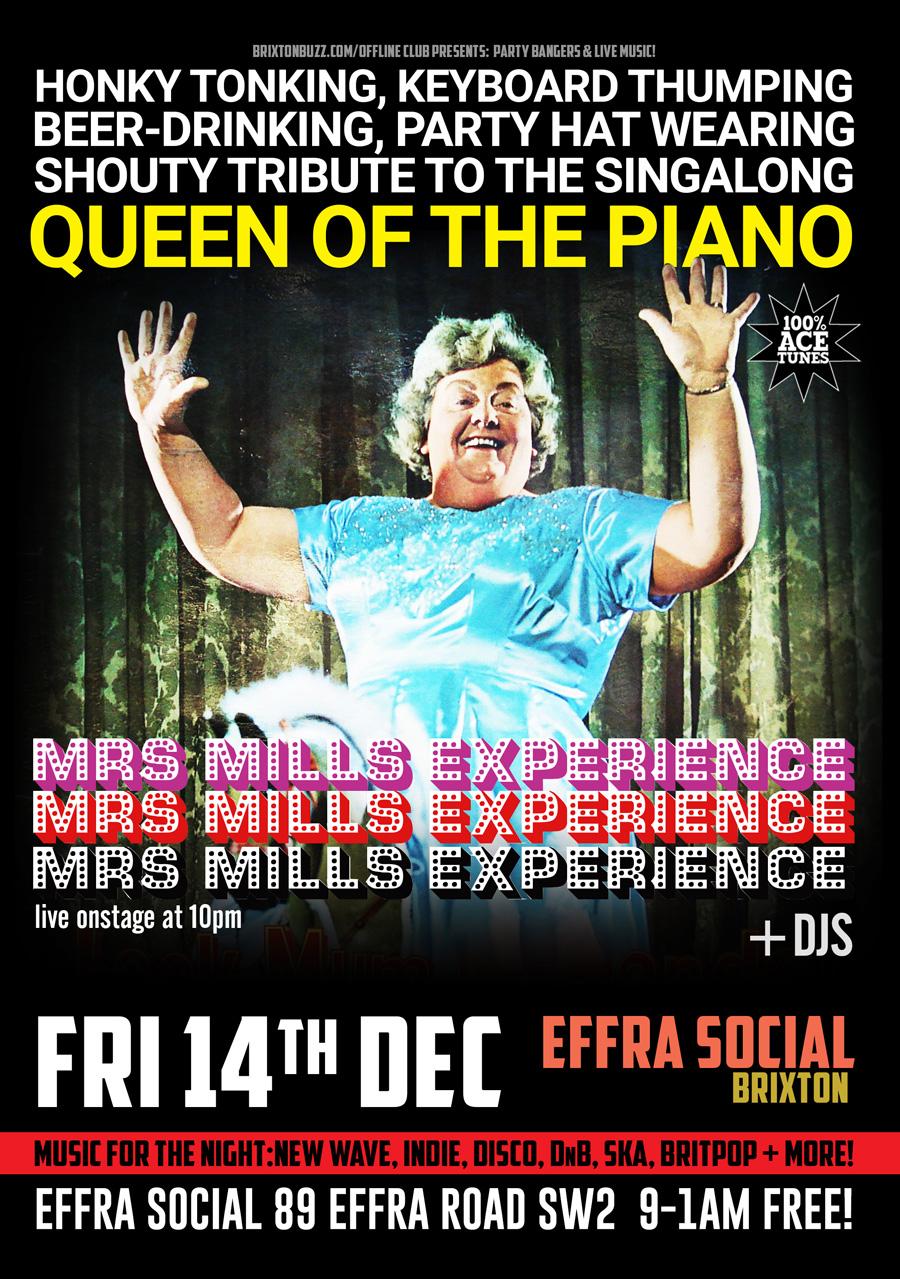 Mrs Mills - Queen of the Piano